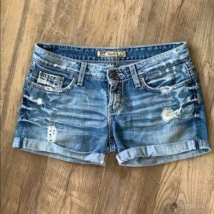 BKE Women's Jean Shorts Size 26